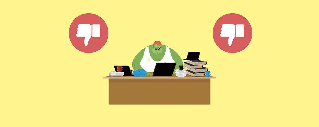 Internet trolls misbruger dit firmanavn med falske domæner